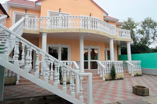 частная гостиница Алладин в Затоке