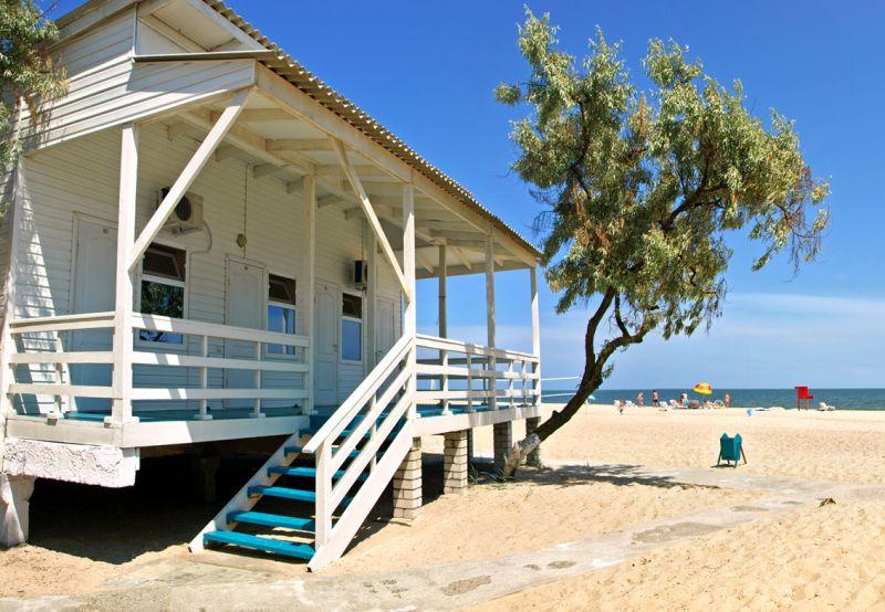Базы отдыха Затоки - цены на отдых